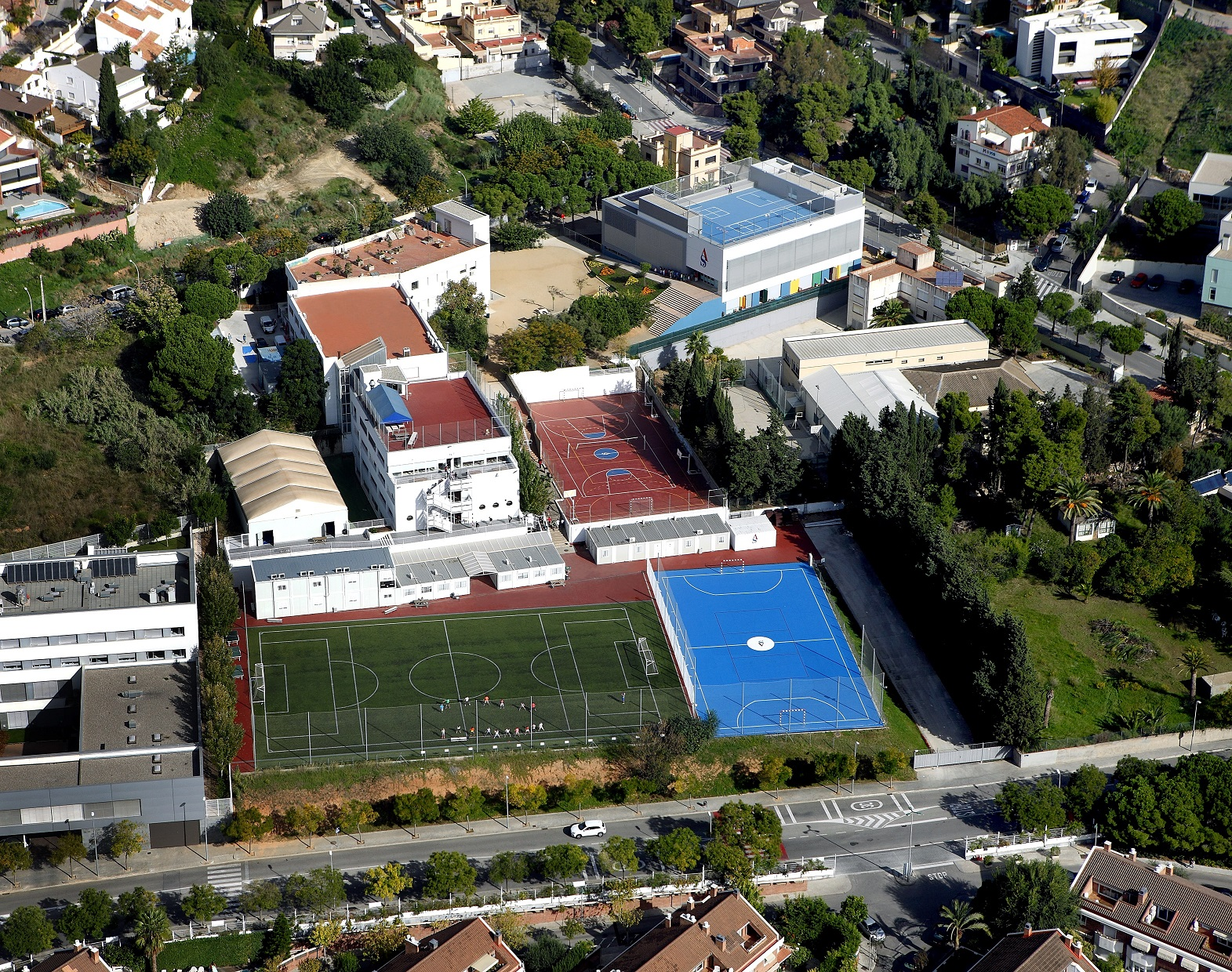 The American School of Barcelona
